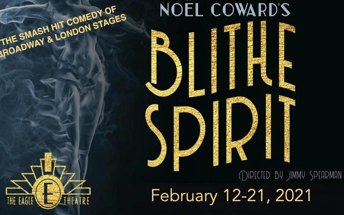 Blithe Spirit - February 21 - Reassign Link - Do Not Publish